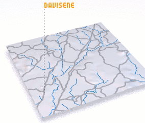 3d view of Davisene