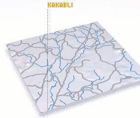 3d view of Kakabli
