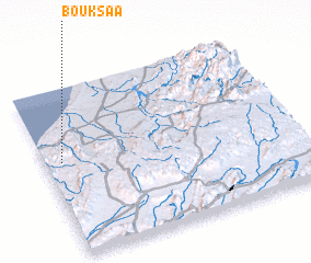 3d view of Bouksaa