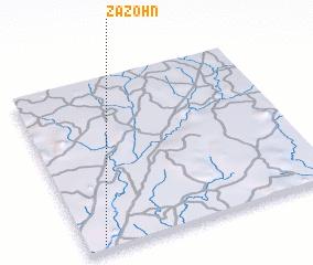 3d view of Zazohn