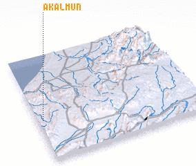 3d view of Akalmun