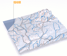 3d view of Iduir