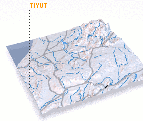 3d view of Tiyut