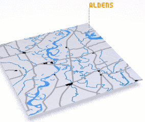 3d view of Aldens