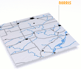 3d view of Norris