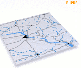 3d view of Burke
