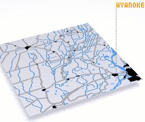 3d view of Wyanoke