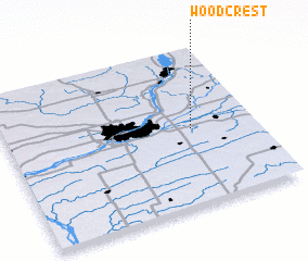 3d view of Woodcrest