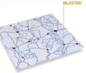 3d view of Mileston