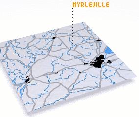 3d view of Myrleville