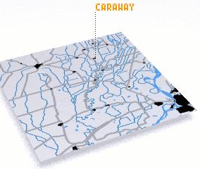 3d view of Caraway