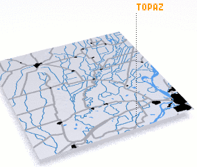 3d view of Topaz