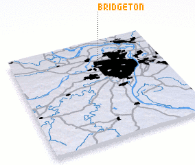 3d view of Bridgeton