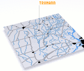 3d view of Trumann