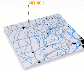 3d view of Antioch