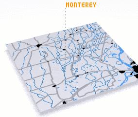 3d view of Monterey