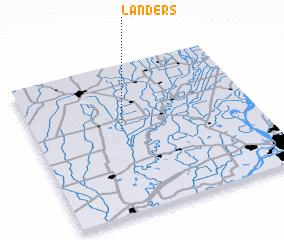 3d view of Landers