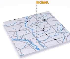 3d view of Michael