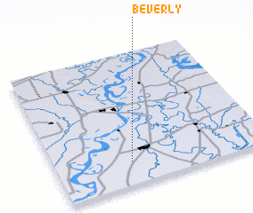 3d view of Beverly
