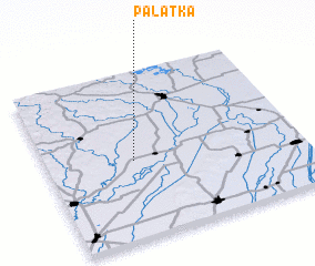 3d view of Palatka