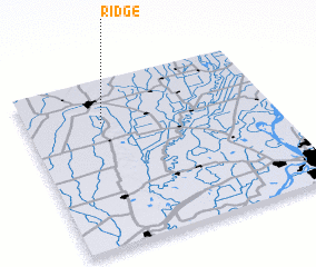 3d view of Ridge