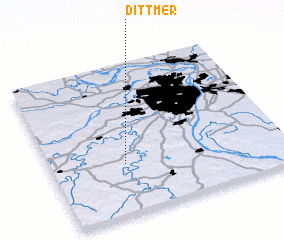 3d view of Dittmer