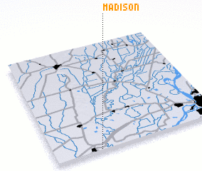3d view of Madison