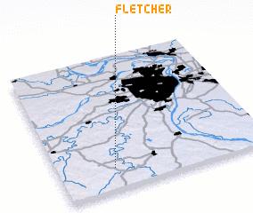 3d view of Fletcher