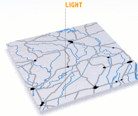 3d view of Light