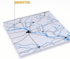 3d view of Waupeton