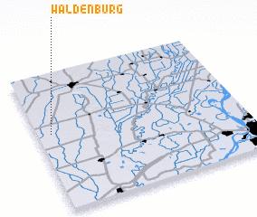 3d view of Waldenburg