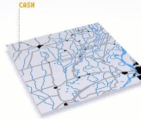 3d view of Cash