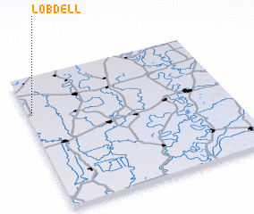 3d view of Lobdell