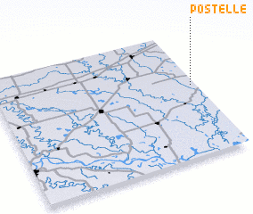 3d view of Postelle