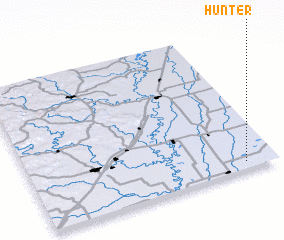 3d view of Hunter