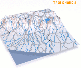 3d view of Tzalamabaj