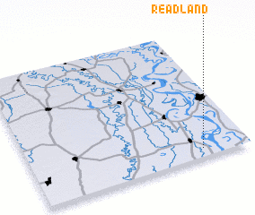 3d view of Readland