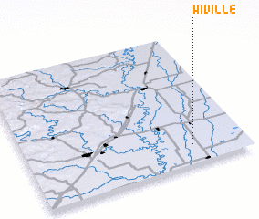 3d view of Wiville