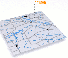 3d view of Payson