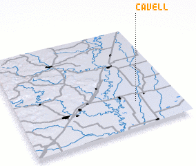 3d view of Cavell