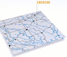 3d view of Casscoe