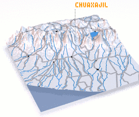 3d view of Chuaxajil