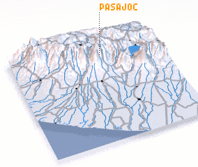 3d view of Pasajoc