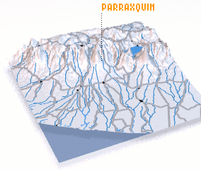 3d view of Parraxquim