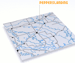 3d view of Peppers Landing