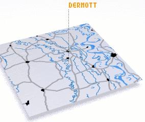 3d view of Dermott