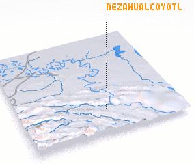 Nezahualcoyotl Mexico Map.Nezahualcoyotl Mexico Map Nona Net