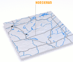 3d view of Horseman