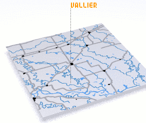 3d view of Vallier