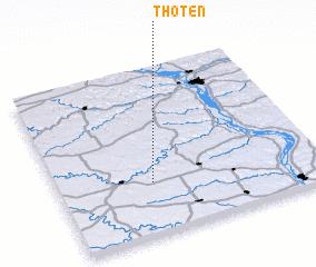 3d view of Thoten